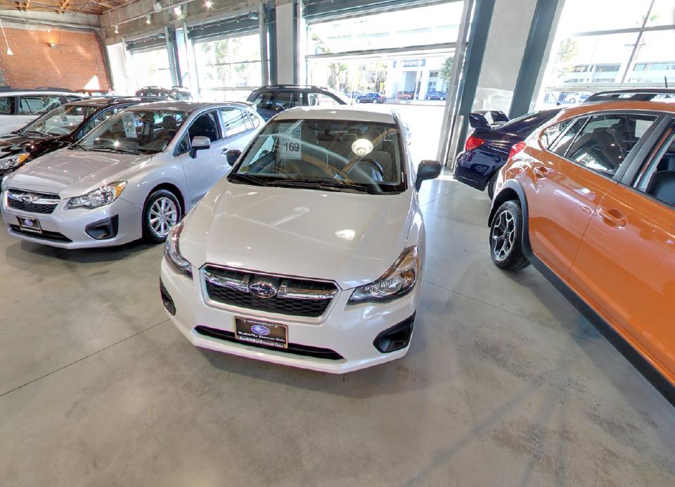 Subaru Sherman Oaks